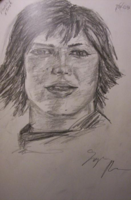 Mandy Moore by Lydiaalene